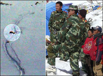 Tibetan refugee shot dead by Chinese soldiers